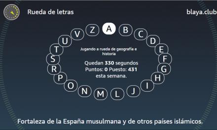 Rueda de letras 2.0